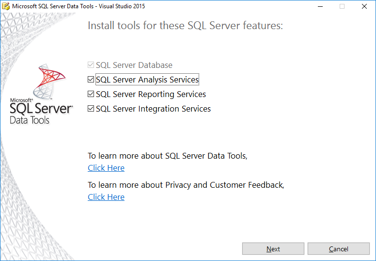 Download SQL Server Data Tools (SSDT) 17 1 for Visual Studio