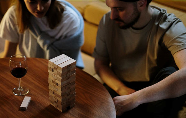 How to set up Jenga