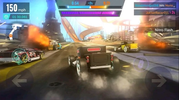 Hot Wheels Games That You Can Play